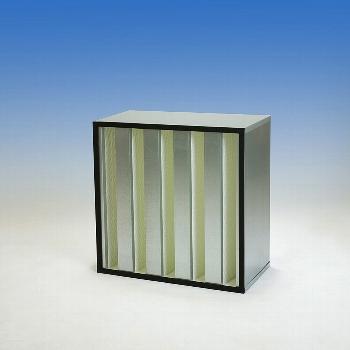 HEPA 多風量 ミニプリーツ V フィルタ filter